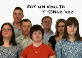 Jóvenes con Síndrome de Down debaten