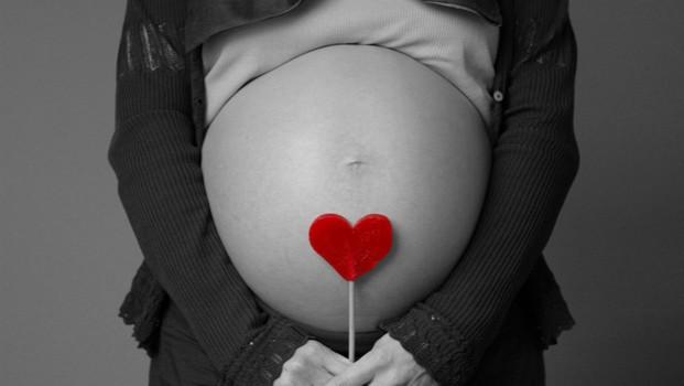 Producto de un embarazo