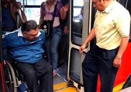 ¿Como tratar las personas con discapacidad?