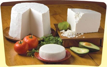 Resultado de imagen para quesos frescos