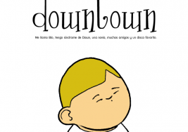 """Downtown"" – Un cómic que nos acerca al síndrome de Down"