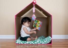 Convirtiendo objetos ordinarios en juguetes y tesoros