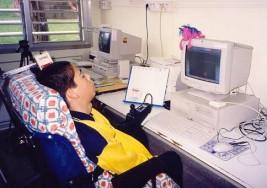 La UdL crea un teclado virtual gratuito para personas con discapacidad motriz