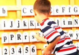 """""""El ciego necesita el braille y los niños disléxicos un método visual"""""""