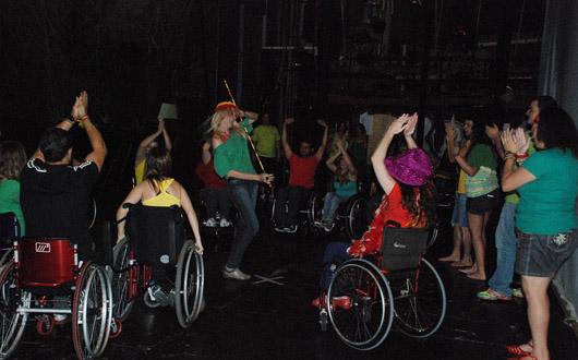 Anuncian jornadas de sensibilización por la inclusión de discapacitados