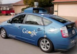 Google logra poner a un invidente al volante