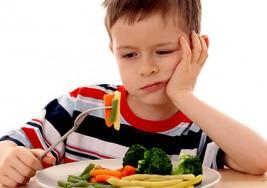 La conducta alimentaria de niños con autismo