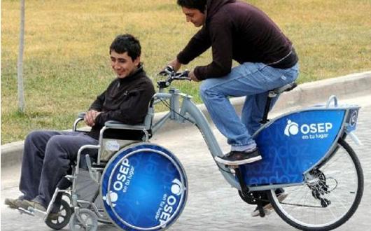 Bicicletas Adaptadas