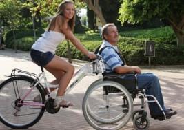 En Mendoza ya se puede alquilar bicis adaptadas para personas con discapacidad