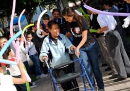 No al bullying en los niños con discapacidad