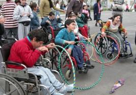 Unicef se centra en niños de bajos recursos que sufren discapacidad