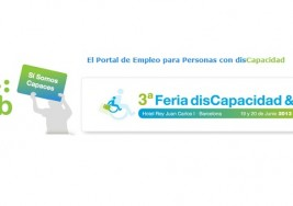 3ª Feria Discapacidad & Empleo en Barcelona