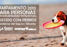 GuauCampas – Campamento para personas con discapacidad asistidos con perros
