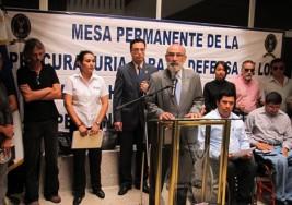 EL SALVADOR: Mesa de Personas con Discapacidad se pronuncia por 5 Años de entrada en vigencia de Convención ONU