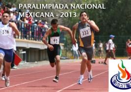 Siguen las celebraciones de la Paralimpiada Nacional 2013 en México