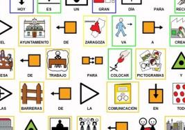 El Departamento de Políticas Sociales estudia colocar pictogramas para orientar a personas con autismo