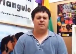 Un joven con síndrome de down ha participado en una campaña sobre la diversidad sexual, donde habla sobre su propia sexualidad