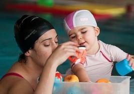 El movimiento beneficia a los niños con parálisis cerebral
