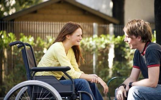 partnersuche handicap