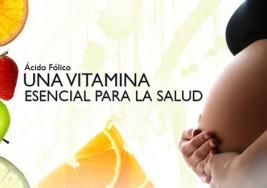 El ácido fólico en el embarazo reduce en casi un 40 % el riesgo de autismo