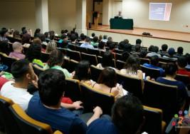 CON ÉXITO CONCLUYEN CONFERENCIAS DERECHOS HUMANOS Y DISCAPACIDAD