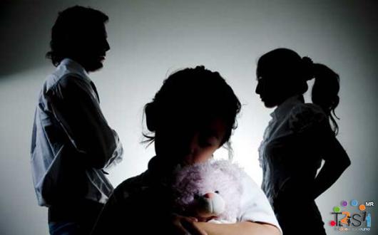 Divorcio y hijos