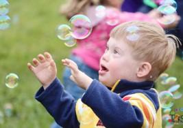 La alimentación en niños con Síndrome de Down