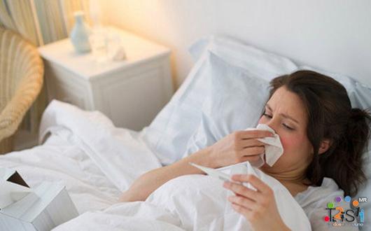 Gripa en el embarazo
