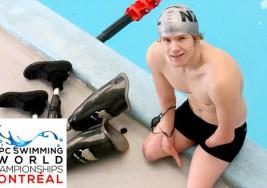 Empieza el Mundial de Natación Paralímpica 2013 en Montreal
