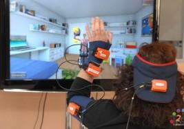 Toyra: Realidad virtual para ayudar a personas parapléjicas
