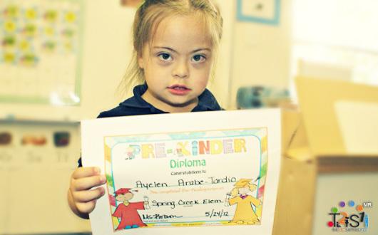 Clases niños con discapacidad