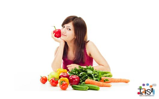 conocer chicas vegetarianas