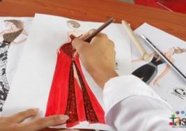 Debuta como diseñadora de moda joven con síndrome de Down
