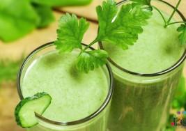 ¿Tomar jugo es mejor que comer el vegetal?