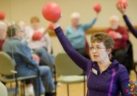Actividades adaptadas para personas mayores