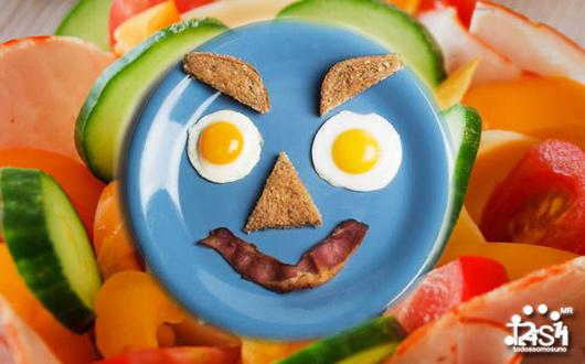20 Desayunos fáciles y nutritivos para niños