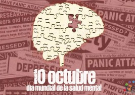 Hoy 10 de Octubre 'Día Mundial de la Salud Mental'