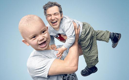 Fotografía – Hijos que son padres, padres que son hijos