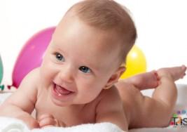 ¿Qué nos puede enseñar la risa de un bebé?