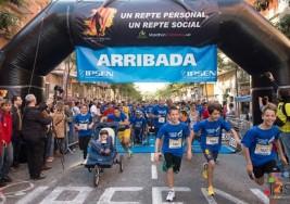 Carrera por la Parálisis Cerebral, con un récord de 2.000 participantes
