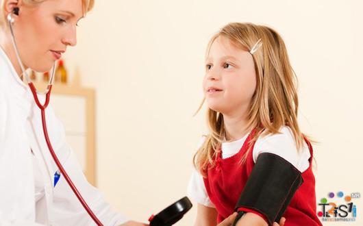 Pulsaciones en los niños