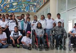 Este viernes comienza el Campeonato Nacional Multideportivo de Parálisis cerebral