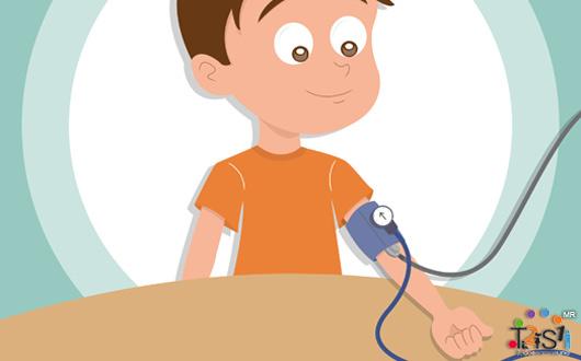 ¿Cuál es el rango normal de presión arterial para un niño de 14 años?
