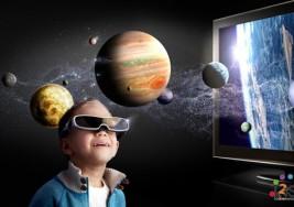 Televisores 3D pueden pueden degenerar casos de epilepsia, náuseas y derrames