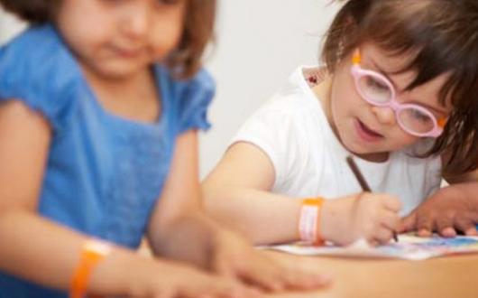 Guía para la inclusión educativa de niños con Síndrome de Down