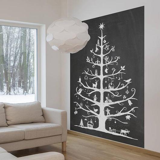 Rboles de navidad alternativos y ecol gicos todos somos uno - Arbol de navidad hecho de luces ...