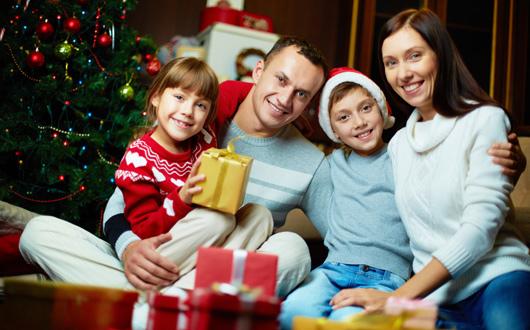 Actividades familiares para hacer en Navidad