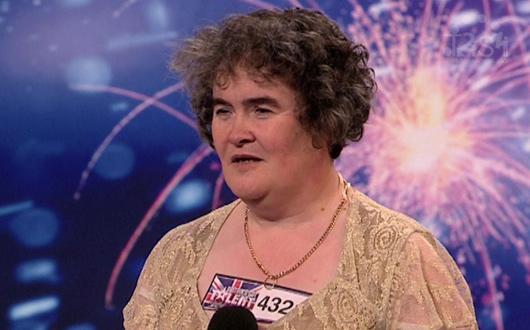 Susan Boyle hace una confesión diciendo padecer el síndrome de Asperger