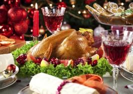 Hay que ser prudentes, las cenas navideñas exceden cuatro veces las calorías necesarias y favorece sobrepeso