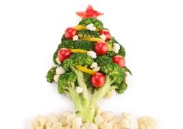 Ten una feliz y poco calórica Navidad